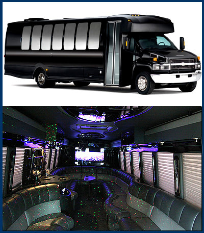 Cypress Limousine Service, Cypress Party Bus Rental, Airport Sedan Car Transfers, Cypress Texas